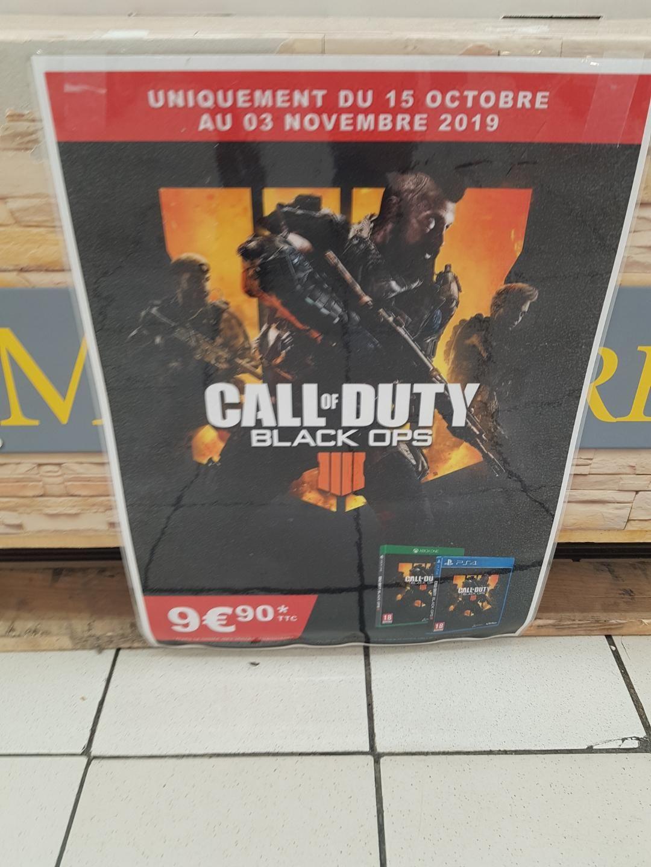 Call of Duty: Black Ops IIII sur PS4 et Xbox One - Marseille La Valentine (13)