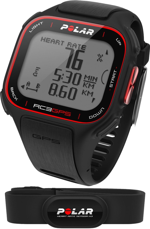 Montre running Polar RC3 - Cardiofréquencemètre/GPS avec ceinture cardiaque
