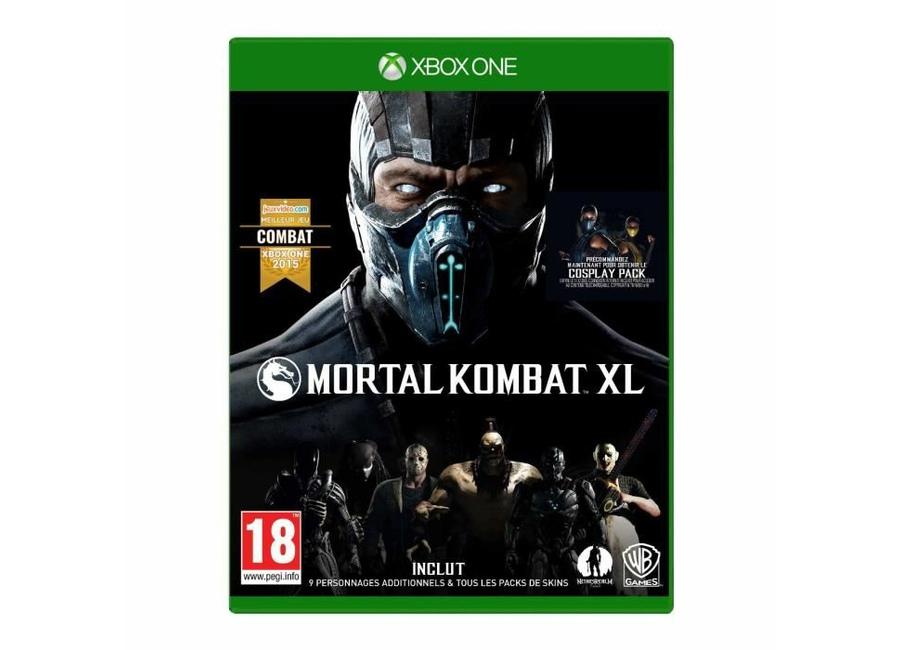 Sélection de jeux Xbox en promotion - Ex: Mortal Kombat XL sur Xbox One (via Application Mobile)