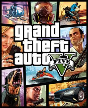 Grand Theft Auto (GTA) V sur PC (Dématérialisé - Rockstar Social Club)