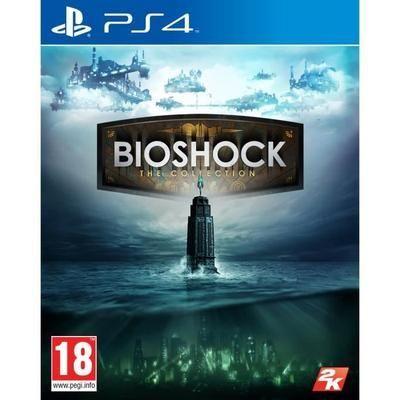 Bioshock The Collection sur PS4 (vendeur tiers)