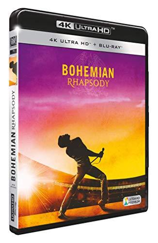 Blu-ray 4K + Blu-ray Bohemian Rhapsody