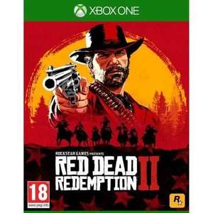 Red Dead Redemption 2 sur Xbox One