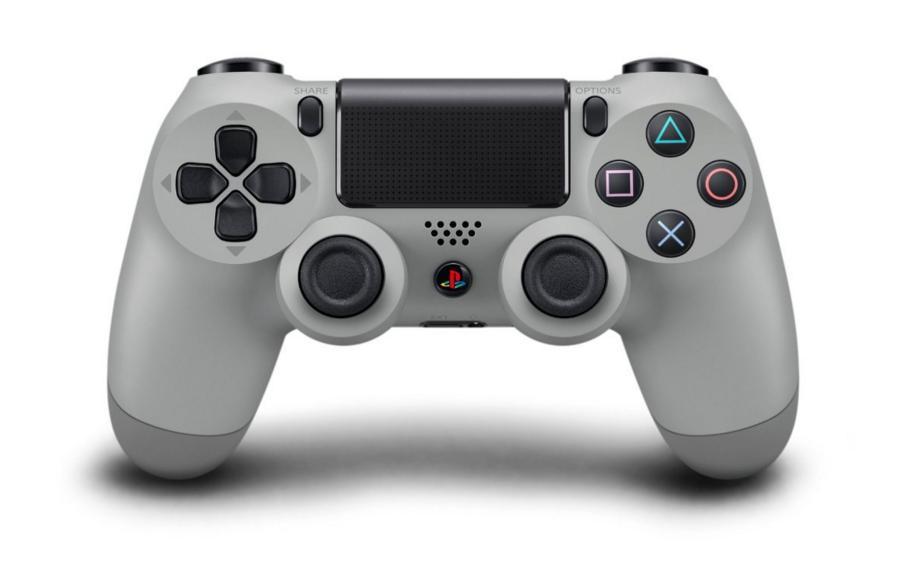 Manette PS4 Dual Shock 4 - 20ème anniversaire