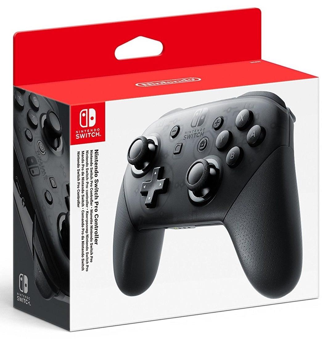 Manette de jeu Nintendo Switch Pro