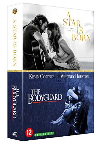 Coffret DVD - A Star is Born + Bodyguard