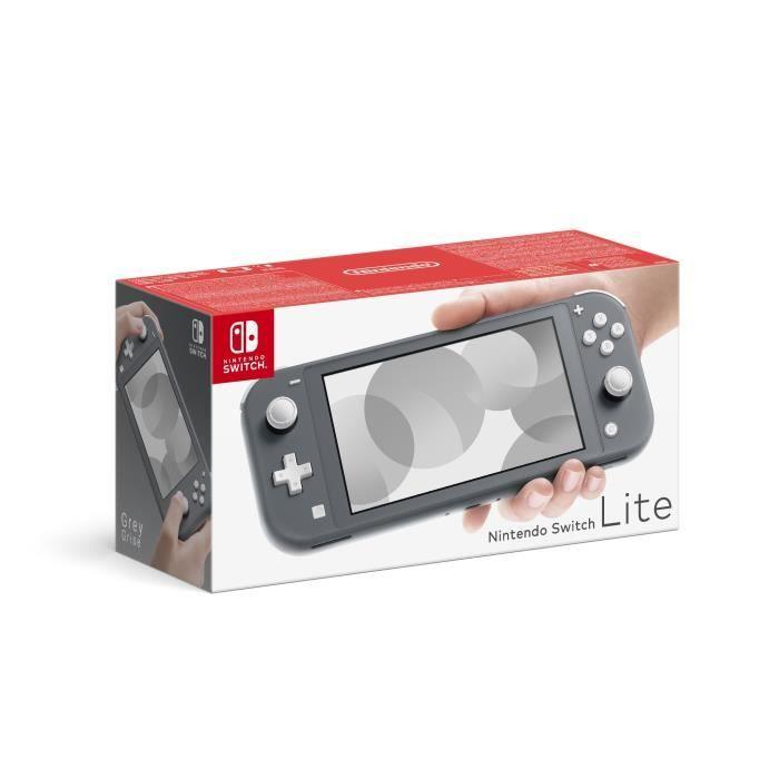 Console Nintendo Switch Lite - Tous coloris