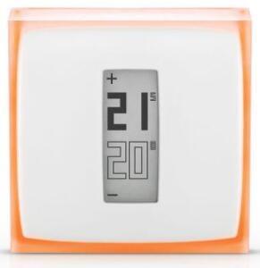 Thermostat Connecté Netatmo pour chaudière individuelle