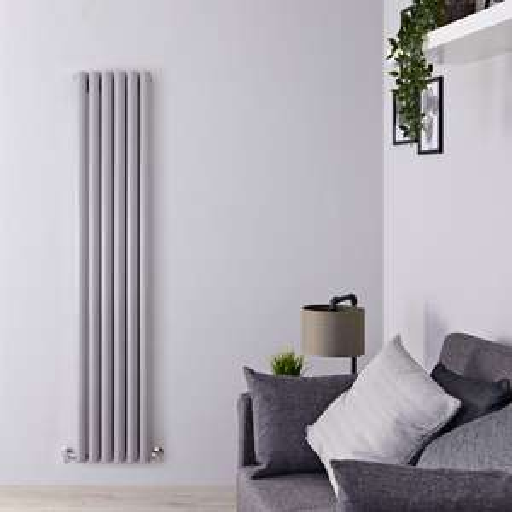 Radiateur Vertical Vitality - 1385 Watts, 180cm x 35,4cm x 7,8cm