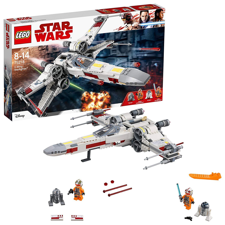 Jouet Lego Star Wars - X-Wing Starfighter (75218)