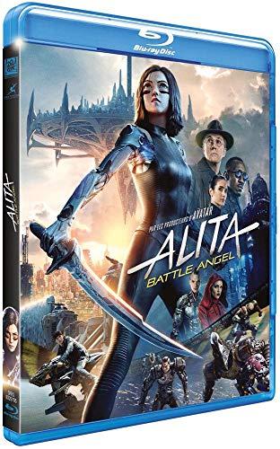 Blu-ray Alita : Battle Angel