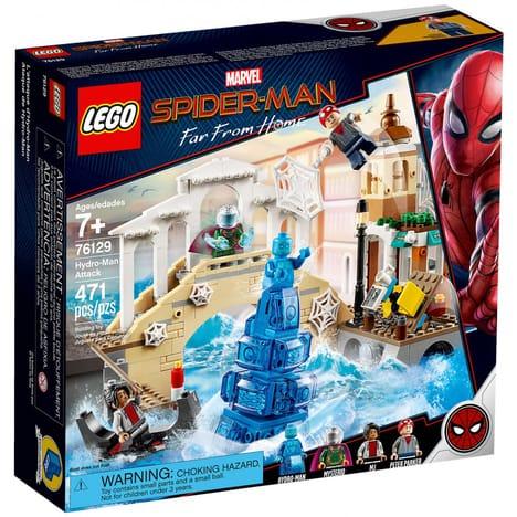 Lego 76129 - Spider Man et l'attaque d'Hydro-Man