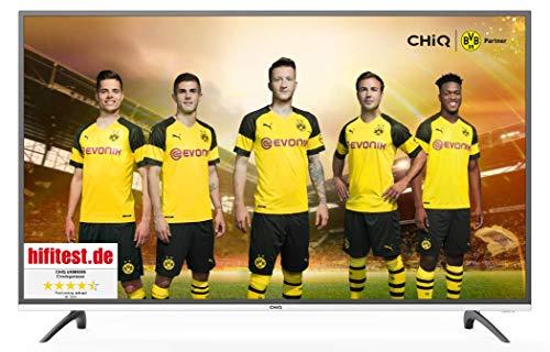 "TV 50"" ChiQ U50E6000 - 4K UHD, HDR10, Wi-Fi (Vendeur Tiers)"