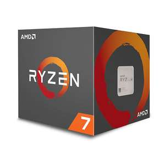 Processeur AMD Ryzen 7 2700X - 3.7 GHz, 4.35 GHz en mode Turbo (+ 43.44€ en SuperPoints depuis 18h)