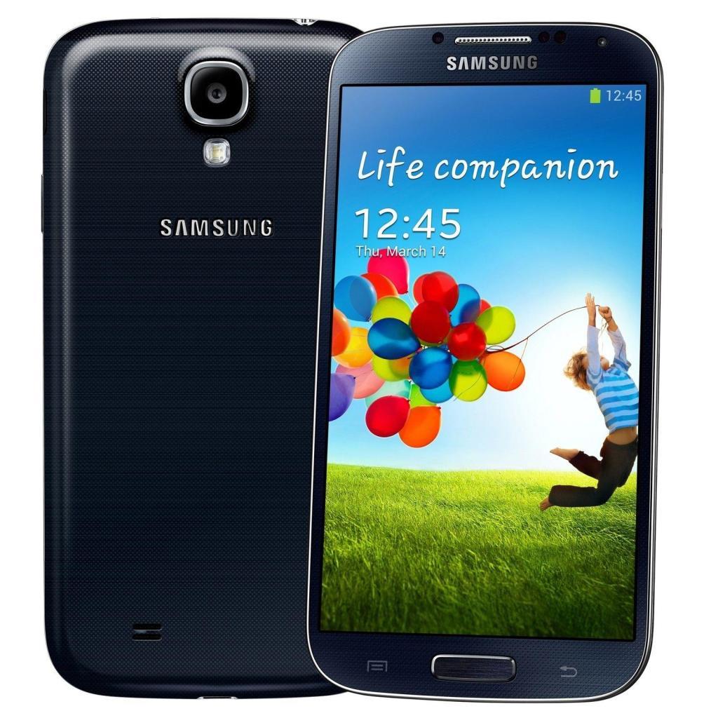 "Smartphone 5"" Samsung Galaxy S4 I9505 - 16 Go, 4G, Noir"