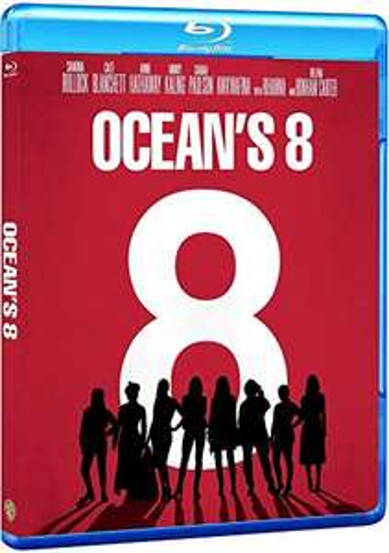 Blu-Ray Ocean's 8 (Vendeur tiers)