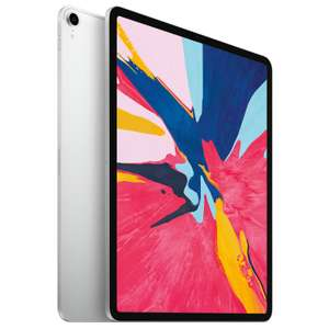 "Tablette 12.9"" Apple iPad Pro 2018 Wi-Fi + Cellular 64 Go (+ Jusqu'à 192.96€ en superpoints)"