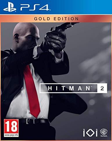 Hitman 2 - Édition Gold sur PS4 et Xbox One (vendeur tiers)