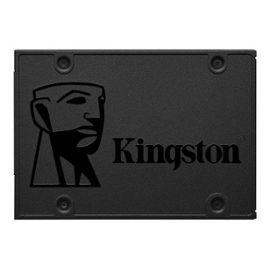 """SSD interne 2.5"""" Kingston SSDNow A400 - 480 Go (+10.28€ offerts en SuperPoints)"""