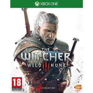 The Witcher 3 : Wild Hunt sur PS4 ou Xbox One