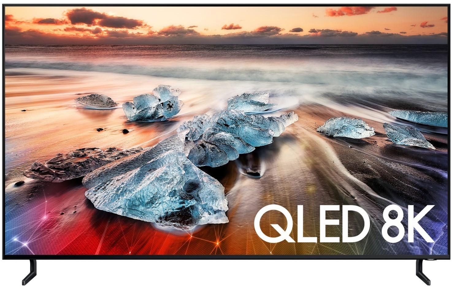 """TV 55"""" Samsung QE55Q950R - 8K UHD, QLED, Smart TV (via ODR de 1000€)"""