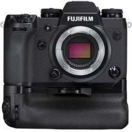 Appareil-photo Fujifilm X-H1 (Boitier nu) + Grip VPB-XH1 (220 euros en super points) + optimisation objectif et ronin SC