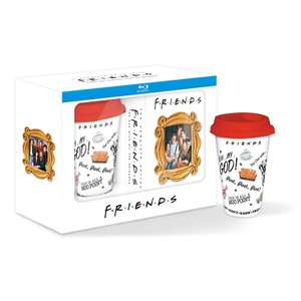 Coffret Blu-Ray Friends Edition 25ème Anniversaire - L'intégrale des 10 saisons