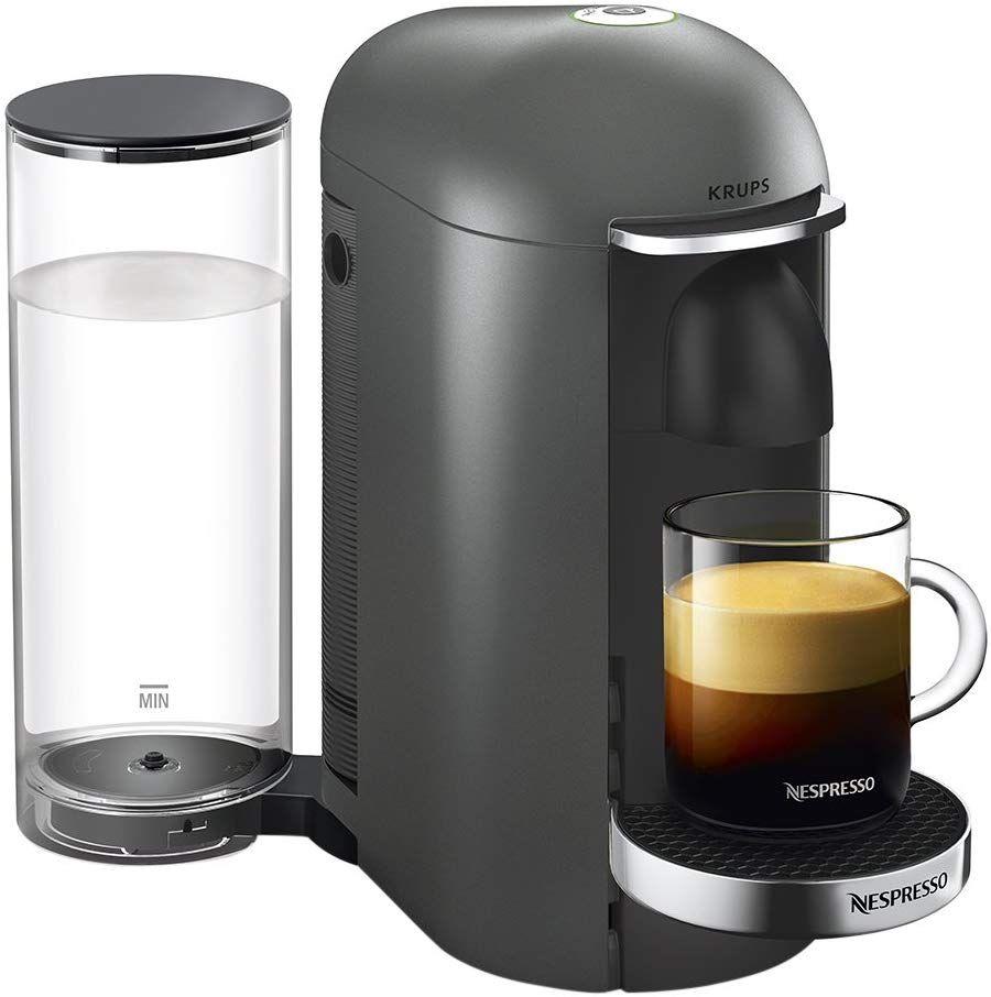 Cafetière Krups Nespresso Vertuo YY2778FD - Titan