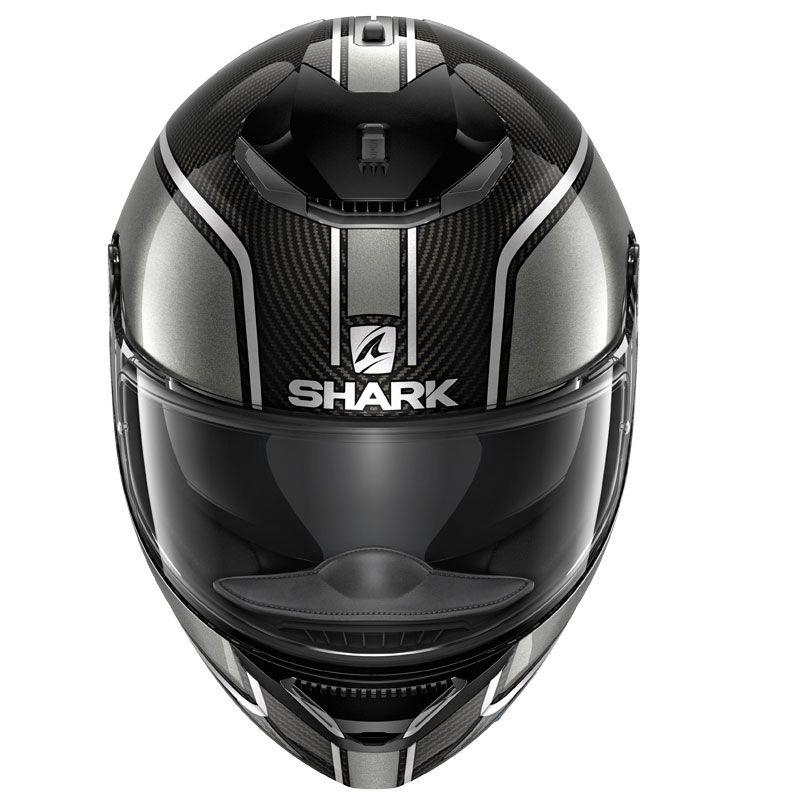 Casque de moto Intégral Shark Spartan Carbon - Priona