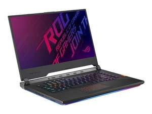"PC Portable 15.6"" Asus ROG Strix SCAR III - I7-9750H, RTX 2070, 16 Go RAM, 1To + SSD 512Go,  + 380€ en Super Points"