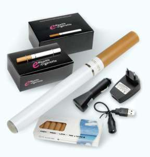 Cigarette électronique + 10 filtres
