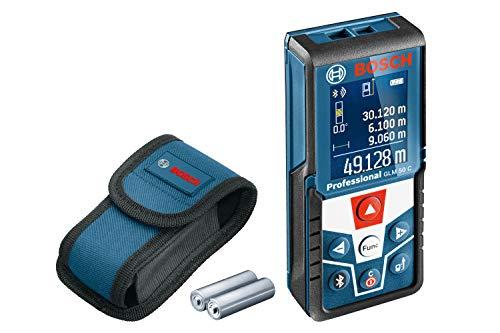 Télémètre Laser Bosch Professional GLM 50 C - Bluetooth