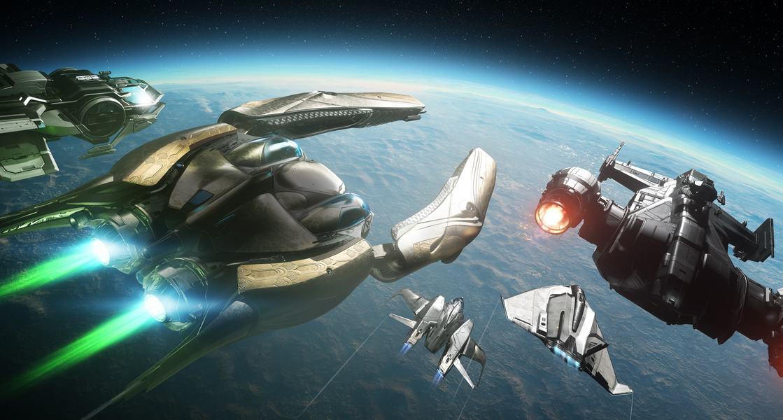 Starter Packs Star Citizen en Promotion sur PC (Dématérialisé)