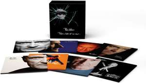 Coffret CD Phil Collins Take a Look at Me Now... The Complete Studio Collection