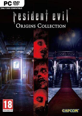 Resident Evil Origins Collection sur PC