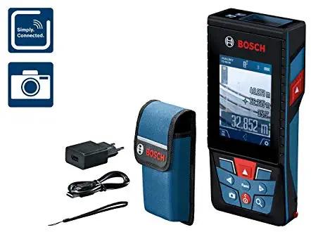 Laser mètre Bosch Profesional GLM120c - 120m