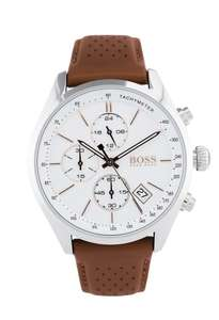 Montre Hugo Boss Grand Prix (1513475) - Bracelet cuir