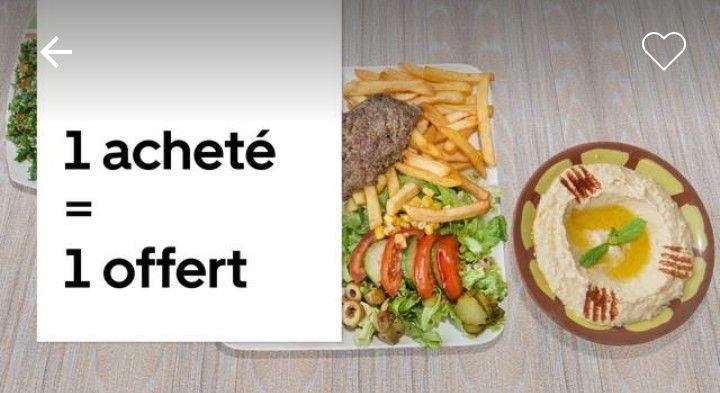 1 tacos acheté = 1 Offert chez Babylon - La Rochelle (17 - Via l'application Uber Eats)