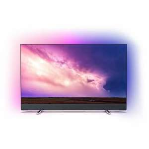 TV LED PHILIPS 50 PUS 8804/12 (Plat, 126 cm, UHD 4K, SMART TV, Ambilight, Android ™ 9.0 (