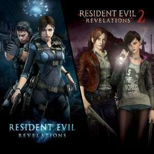 Sélection de jeux en promotion - Ex: Resident Evil Revelations 1 & 2 sur PS4 (Dématérialisé)