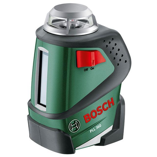 Niveau Laser Bosch PLL 360 Premium - Niveau + Trepied + Housse (ODR de 40€)