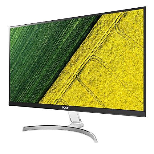"""Écran PC 27"""" ACER RC271U - WQHD 16:9 (2560 x 1440), Dalle IPS, DisplayPort/HDMi, Haut-Parleurs 2x2W"""