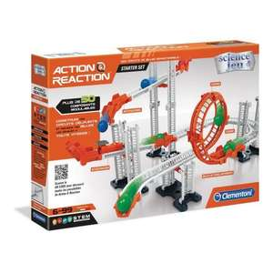 Jeu de construction Clementoni Action & Réaction - Starter set