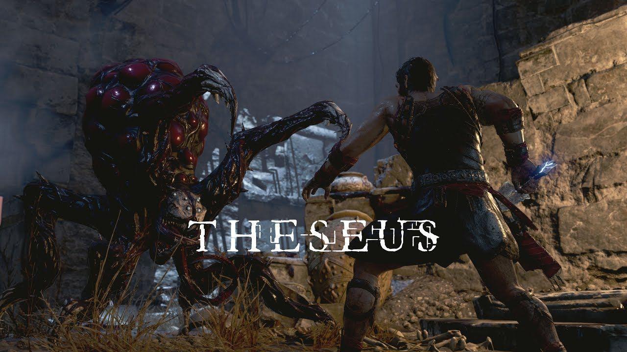 Jeu VR Theseus sur PC (Dématérialisé)