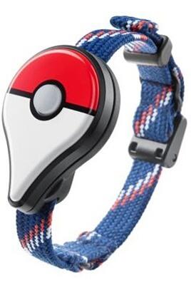 Bracelet Pokemon Go Plus (Frais de port inclus - Vendeur Tiers)