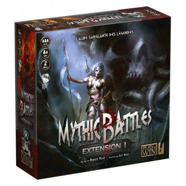 Boite de jeu Mythic Battles : Extension 1