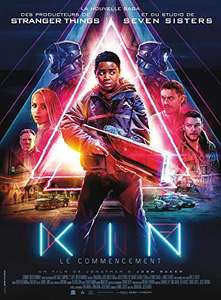 Blu-ray Kin : le commencement : Édition SteelBook