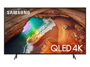 "TV 55"" Samsung QE55Q60R - QLED, 4K UHD, HDR 10+, Smart TV (Frontaliers Belgique - artencraft.be)"