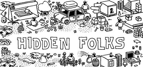 Hidden Folks sur PC (Dématérialisé)