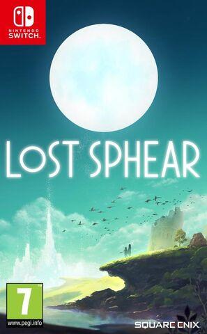 Jeu Lost Sphear sur Nintendo Switch (via retrait magasin)